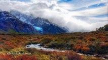 Argentine avec des paysages grandioses