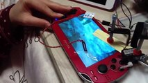 FF10雷避け Final Fantasy X Dodging Lightning with Raspberry Pi + Python + MCU Gear
