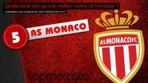 Lyon, Monaco, PSG... le top 10 des meilleurs centres de formation !