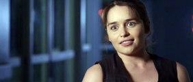 TERMINATOR GENISYS - On the set [HD] (Emilia Clarke Aka Daenerys #GOT, Arnold Schwarzenegger)