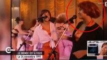 Quand Karine Le Marchand chantait pour David Hasselhoff !