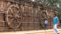 Konark Sun Temple wheel : most iconic symbol of India?
