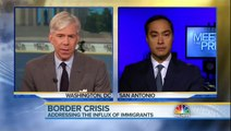Castro: Crisis at border questions who the U.S. considers a refugee in the 21st Centrury