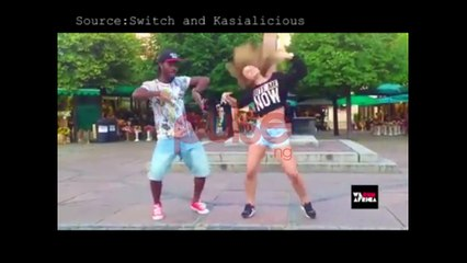 Amazing couple's dance - Switch and Kasialicious, Pulse TV Uncut 2