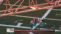Transition énergétique : Examen du rapport au Sénat