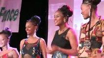 Indira Barry est la Miss Guinée France 2013   Kindia2015   CANALPLUS FR