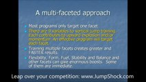 How to Increase Vertical Jump to Spike a Volleyball   Jump Higher to Improve Volleyball Spike (Fast)