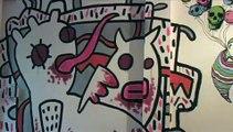 STREETART BERLIN 2008  feat. think, alias, el bocho