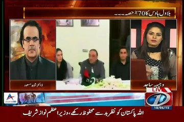 Live With Dr Shahid Masood - 18th June 2015