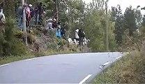 Mads Østberg jump Rally Larvik 2008