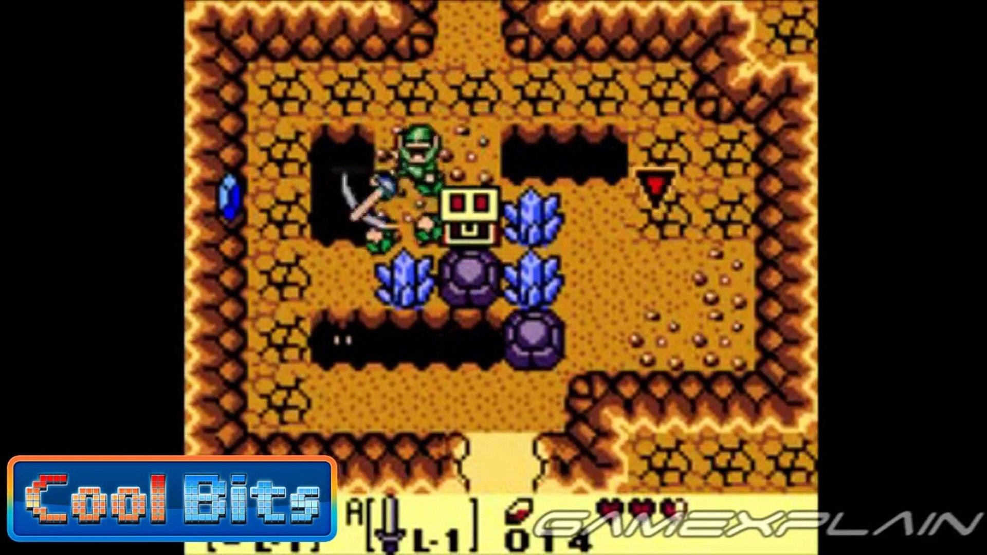 Cool Bits - Zelda: Link's Awakening's Stealing Secret (THIEF!)