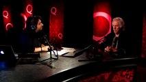 The Doors' drummer John Densmore in Studio Q