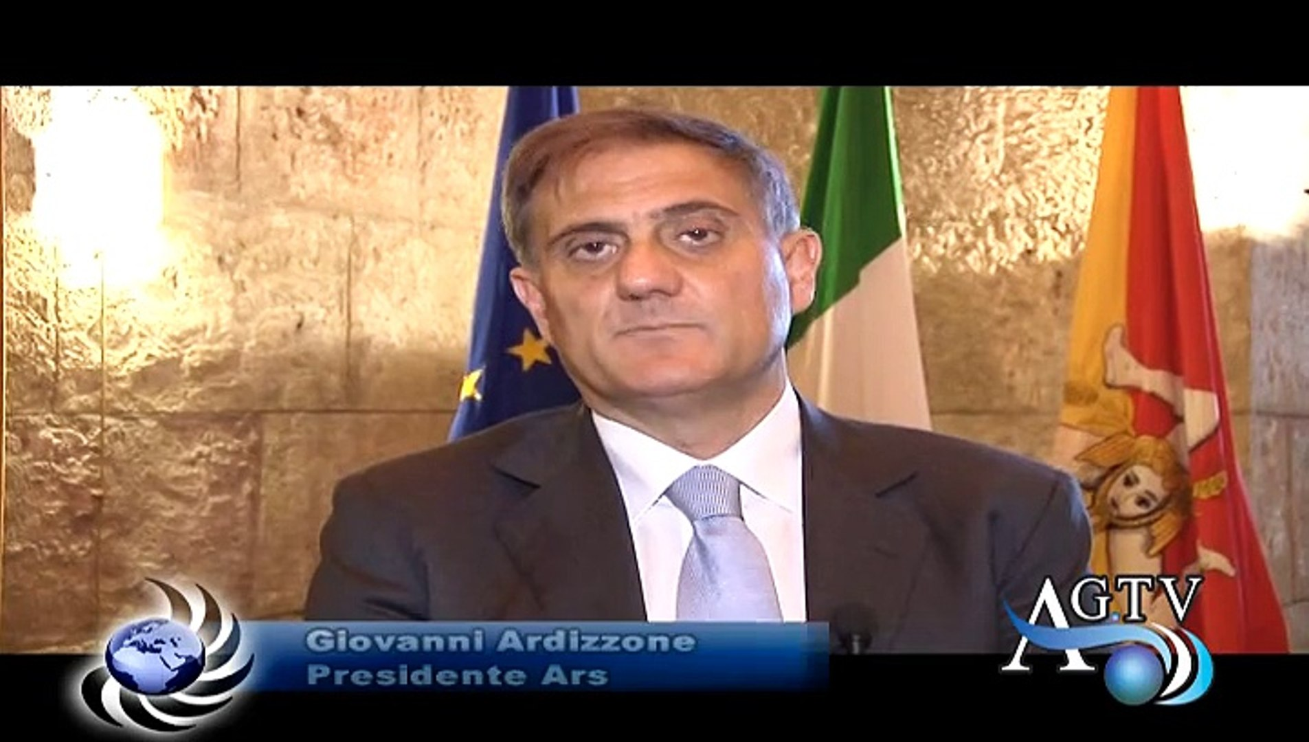 Ferdinando Botero a Palermo News AgTv