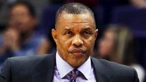 Warriors Coach Alvin Gentry Throws Down Earth-Shattering Dunk