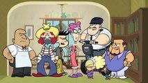 Kick Buttowski 1ª Temporada Episódio 8 Educação militar