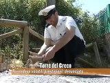 Sequestro Cardellini vigili urbani torre del greco Tele Torre direttore Carmine Garofalo