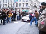 Gumball 3000 2006 Vienna Lamborghini Murcielago, Turbo S