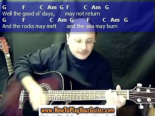 How To Play Easy Guitar Songs Beginner Guitar Chords Tom Petty