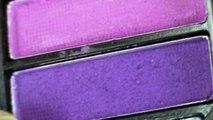 Purple/pink cut crease | Makeup tutorial