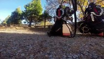 Powered Paragliding The Sacramento River - Incredible XC Paramotor Adventure!