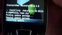 Android 4 2 2 Jelly Bean Review - video dailymotion