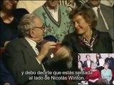 Sobrevivientes del Holocausto  Los Niños de Nicolás Winton   Documental subtitulado en español (360p)