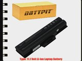Battpit? Laptop / Notebook Battery Replacement for Sony VAIO VGN-NS140E (No additional firmware