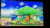 Super Smash Bros. Melee Master Hand Glitch Tiny Melee Battle