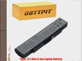 Battpit? Laptop / Notebook Battery Replacement for Sony VAIO VGN-NR498E (No additional firmware