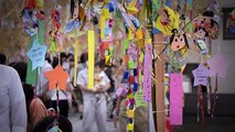 七夕 - 三重県 津市 TANABATA - La fête japonaise des étoiles / Japanese star festival  - Trip to Japan 2014