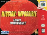 Mission: Impossible (N64) OST - Escape