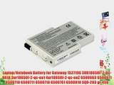 Laptop/Notebook Battery for Gateway 1527196 3UR18650F-2-QC-OA1A 3ur18650f-2-qc-oa1 4ur18650f-2-qc-oa2