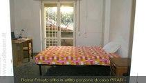 ROMA,   IN AFFITTO  PRIVATO  PORZIONE DI CASA  PRATI - BALDUINA MQ 20