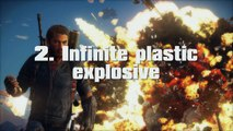 Just Cause 3 5 New Gameplay Treats in Just Cause 3