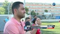 Quand le football réconcilie juifs et arabes à Jérusalem