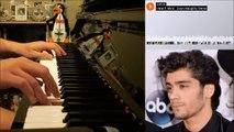 """Zayn Malik - """"I Won't Mind""""  ft. Naughty Boy (Advanced Piano Cover + SHEET MUSIC)"""