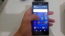 Unboxing & review | Sony Xperia ™ M4 Aqua.
