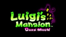Gloomy Manor Humming   Luigi's Mansion  Dark Moon Music Extended HD