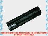 BTExpert? Battery for HP Mini 210-3062EZ 210-3067SZ 210-3070CA 210-3070NR 5200mah 6 Cell
