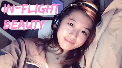 [機䅮]護肌膚+TIPS - In flight beauty