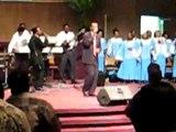 Dagi Mezmur Concert Seattle WA   Aug 2008 TiChieLeHaLehu