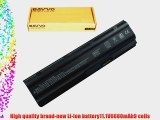 HP Compaq Presario CQ62-219WM Laptop Battery - Premium Bavvo? 9-cell Li-ion Battery
