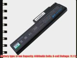 GoingPower Battery for HP Compaq 458640-542 482962-001 484786-001 AU213AA HSTNN-UB69 - 18 Months