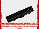 UBatteries Laptop Battery Dell Inspiron 13 (1318) XPS M1330 Type CR036 DU128 FW301 FW302 HX198