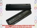 NEW Laptop Battery for HP/Compaq 417066-001 440772-001 446506-001 446507-001 HSTNN-LB31 hstnn-db42