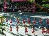 BBS Sports Day 2008 - Cheer Dancing Kindergarten