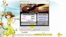 ACR Drift Hacks Money and Unlimited Gas iOs - New Release ACR Drift Hack Gold