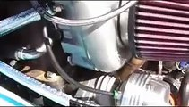 Big turbo RSX K20 swap GT40R VW bug dyno