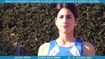 finale campionati italiani di società allievi allieve di atletica leggera