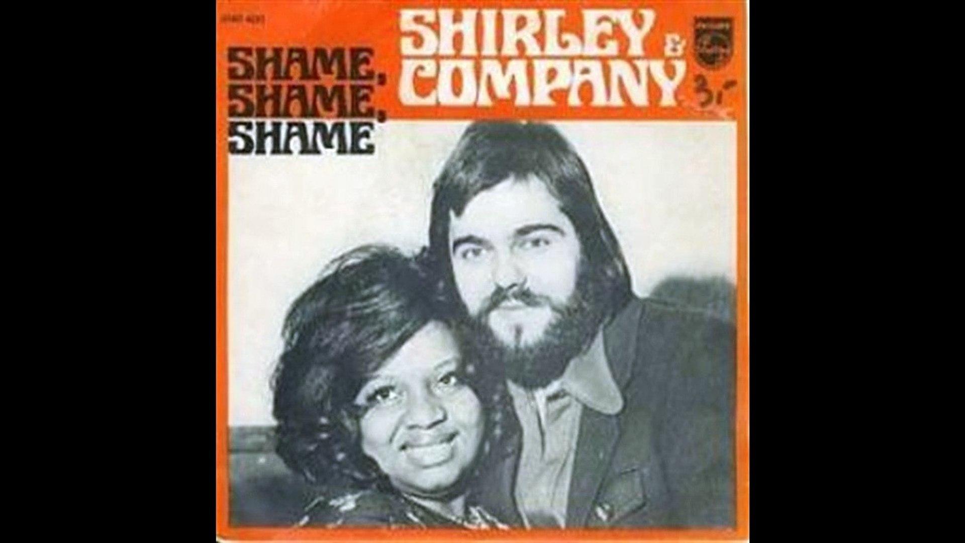 Shirley & Company - Shame, Shame, Shame